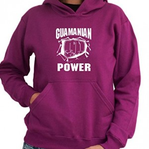 Guam-POWER-Women-Hoodie-0